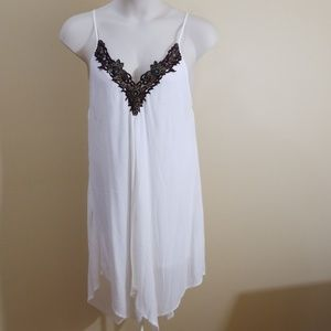 Venus size XL Ivory color summer dress